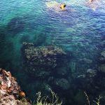 Snorkeling la Dalboka, Bulgaria
