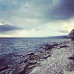 Plaja din Dalboka, Bulgaria