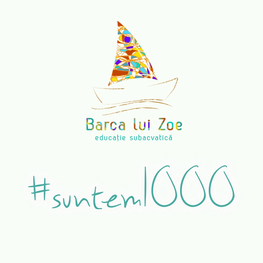 #suntem1000 ~ Mulțumiri
