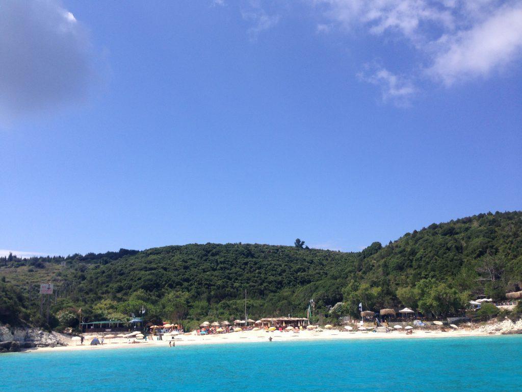 Insula Antipaxos din Grecia