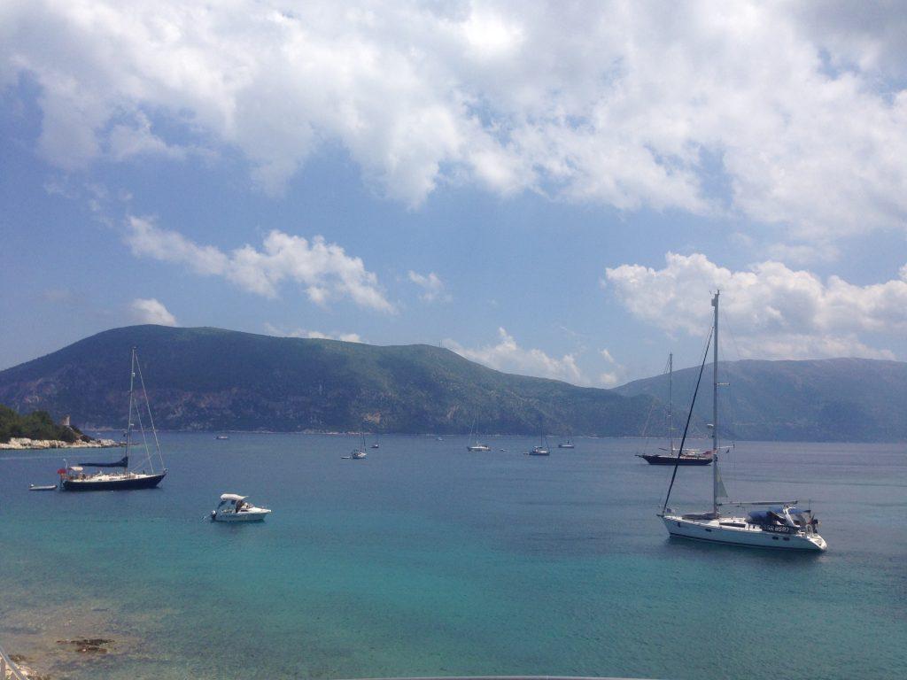 Culorile Mării Ionice - Kefalonia, Grecia