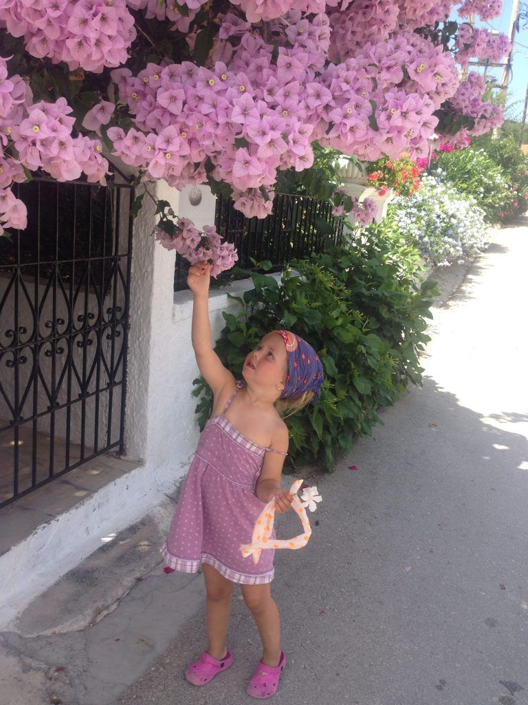 Leandru în Kefalonia, Grecia