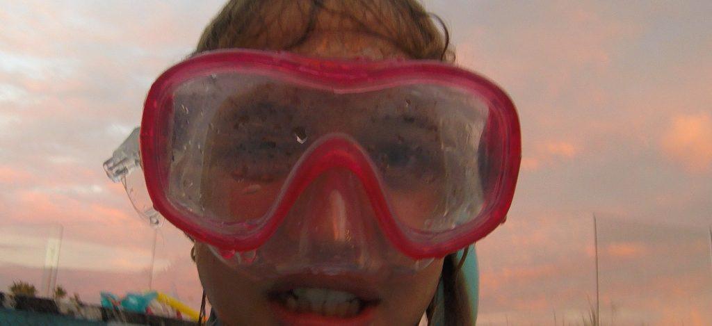 Masca de snorkeling