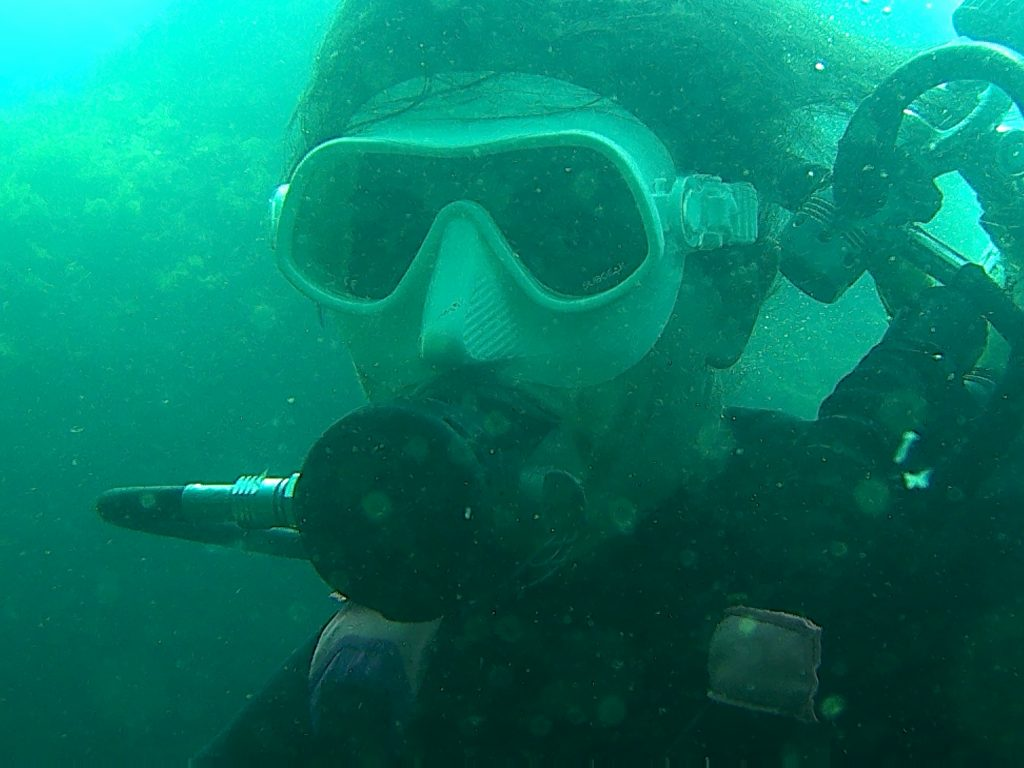 Echipament de scufundari subacvatice