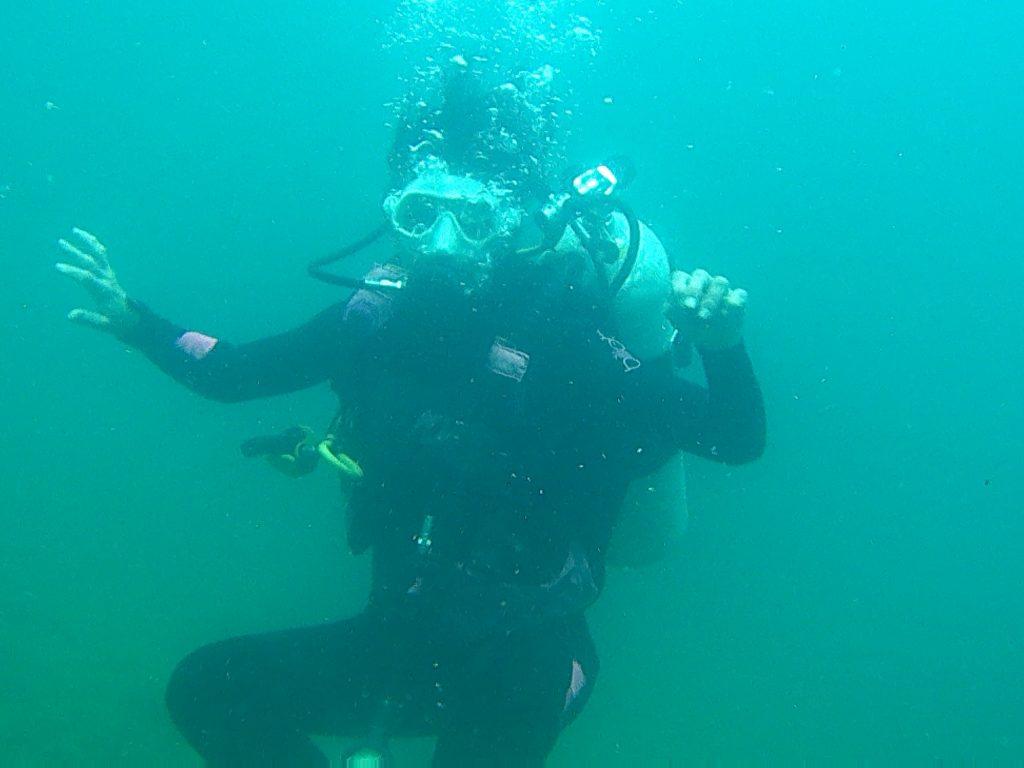 Scufundări subacvatice în Constanța