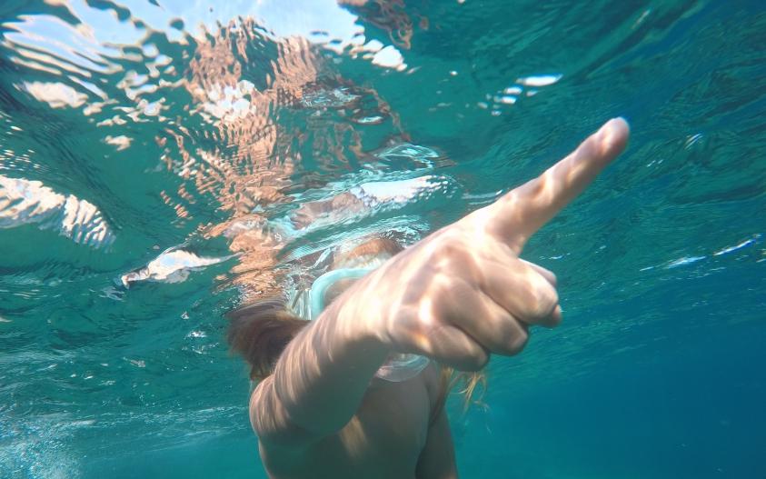 Sfaturi pentru snorkeling: păstrează-ți entuziasmul