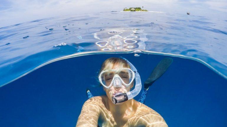 Echipament necesar pentru snorkeling