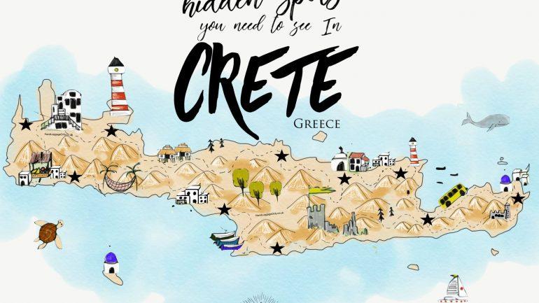 Cele mai bune 5 plaje de snorkeling și diving în Creta