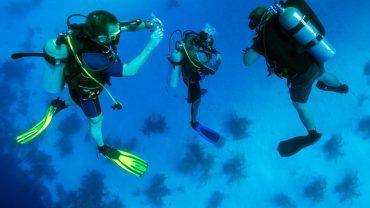 Cu cine să faci scufundări în România?