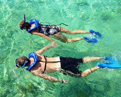 La ce să fii atent când faci snorkeling prima dată?