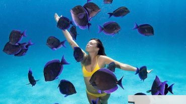 Cum mă ajută experiența de sub apă în starea de urgență?