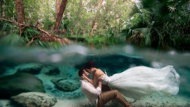 Nuntă pe sub apă – poveste sau realitate?